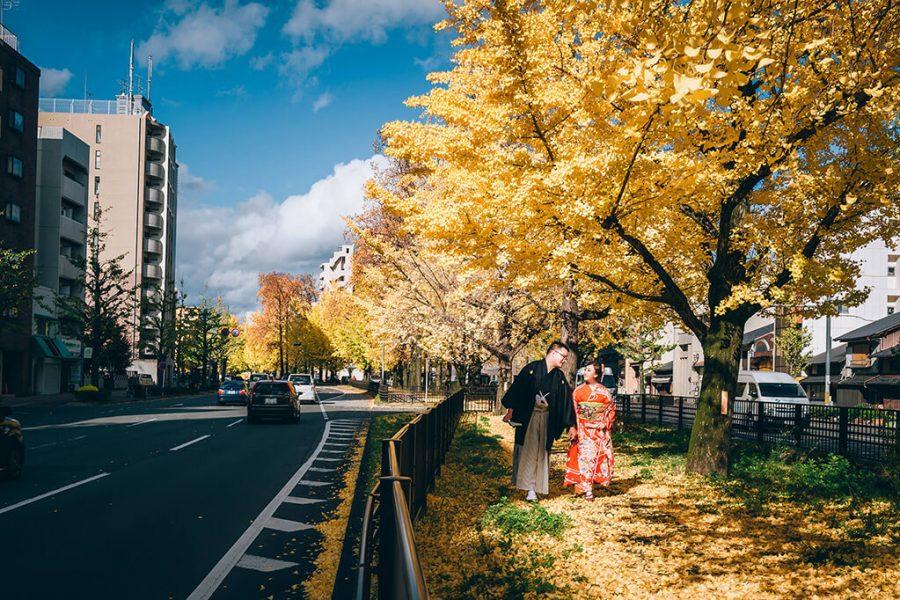《海外婚紗》政凱 & 怡萱 / 京都 Kyoto
