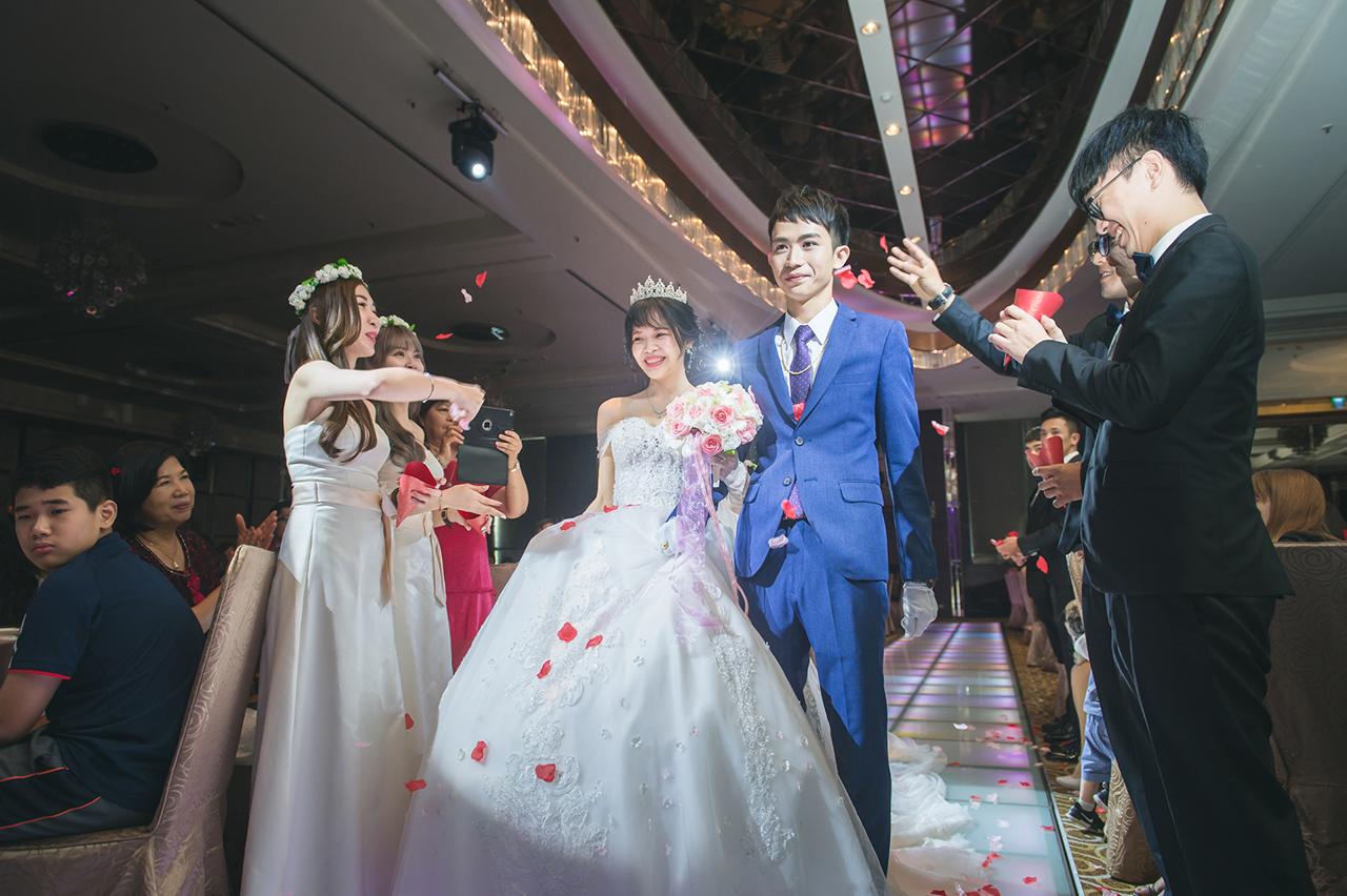 《婚錄Daniel》威凱 & 家芳 / 台南東東宴會館