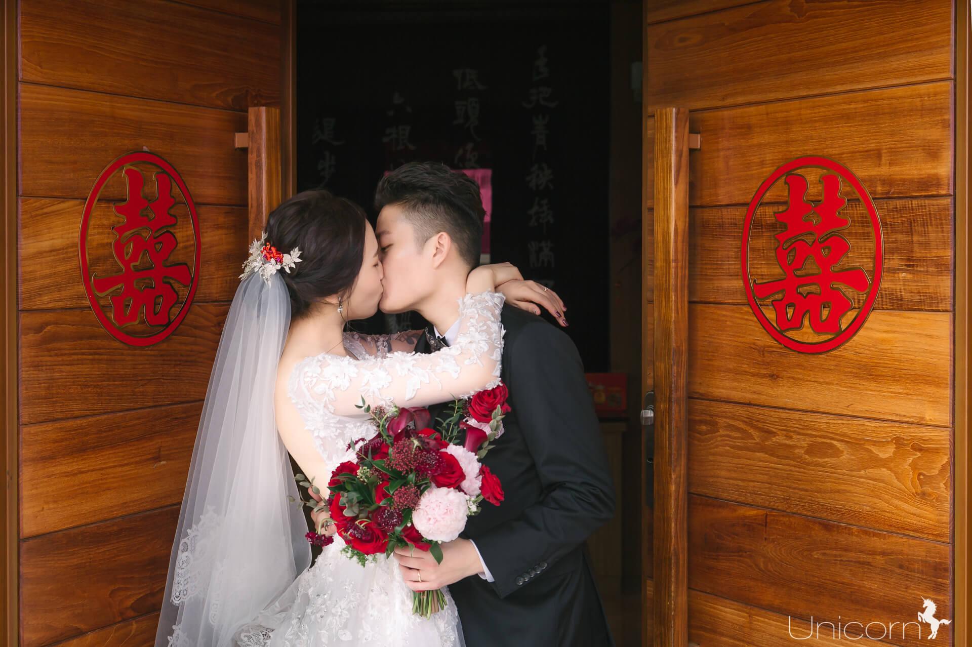 《婚攝加菲》偉翔 & 沛紜 / 天成宴會廳