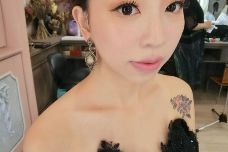 《新秘Resa》洪馨 / 婚紗造型