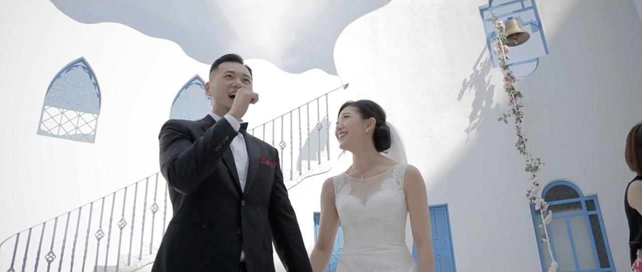 《婚錄NEO》仕驊 & 君玲 / 皇潮鼎宴