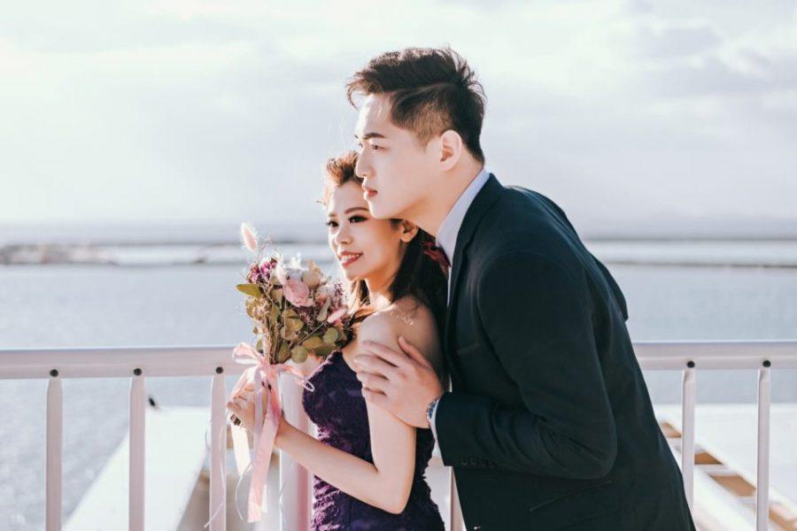 《新秘Resa》國逸 & 若潔 / 沖繩婚紗造型