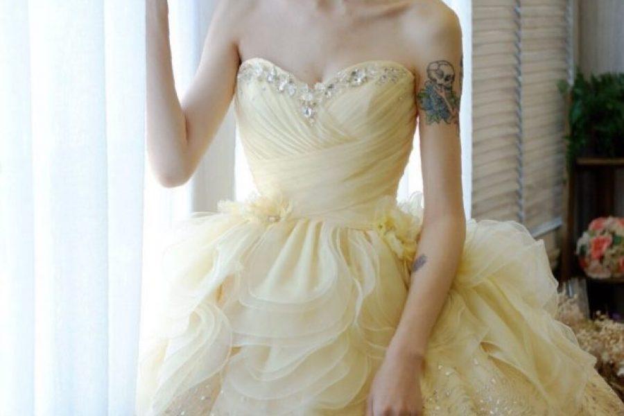 《新秘33》揚比 / 婚紗造型
