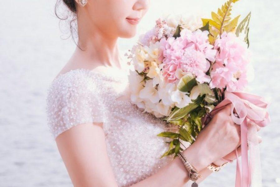 《新秘33》卉盈 / 婚紗造型