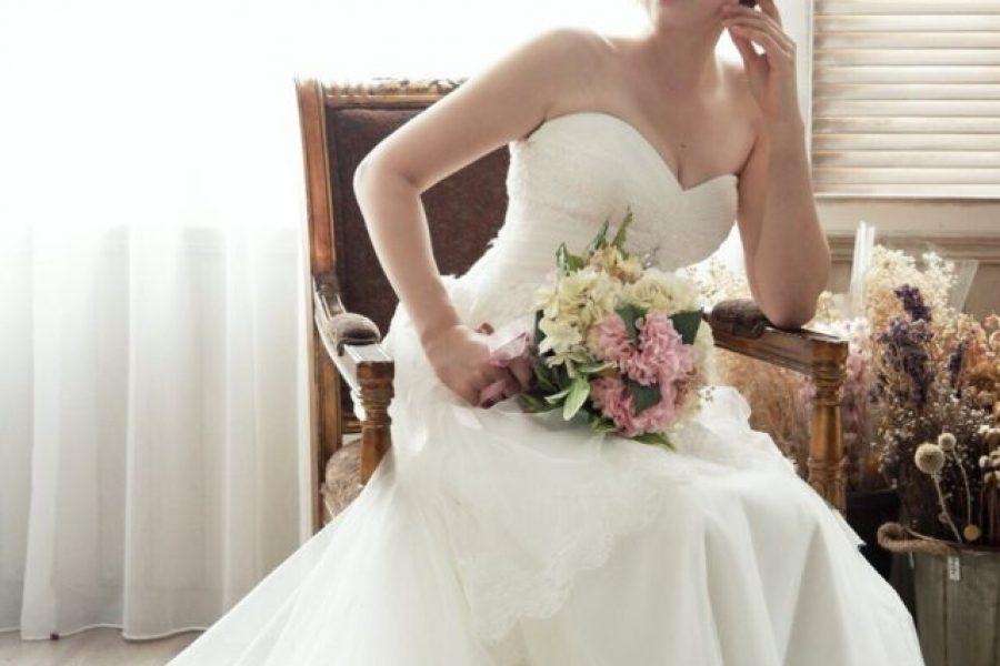 《新秘33》秀秀 & 威錡 / 婚紗造型