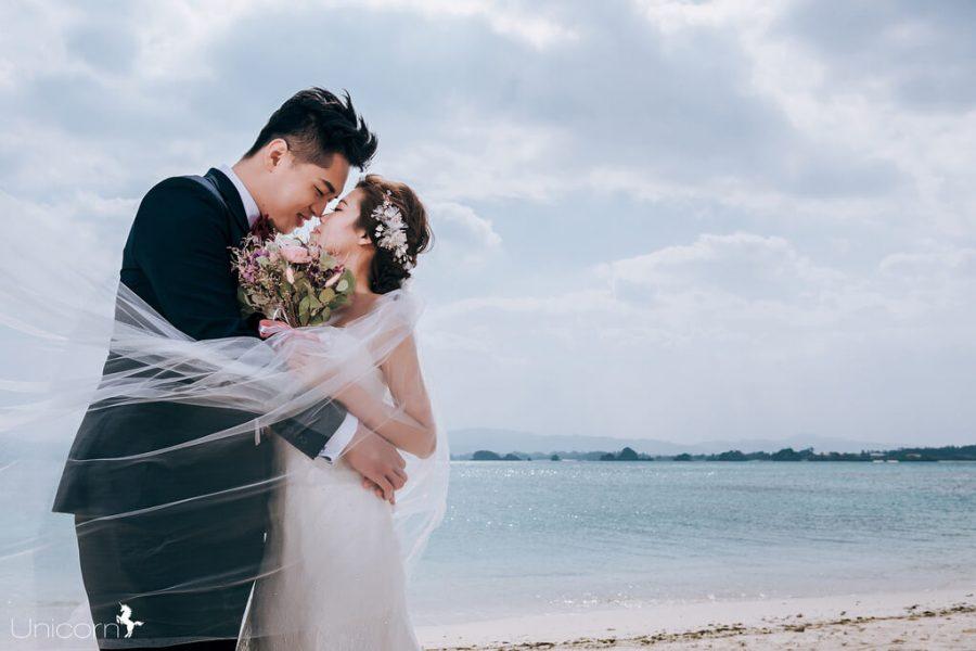 《海外婚紗》國逸 & 若絜 / 沖繩 Okinawa