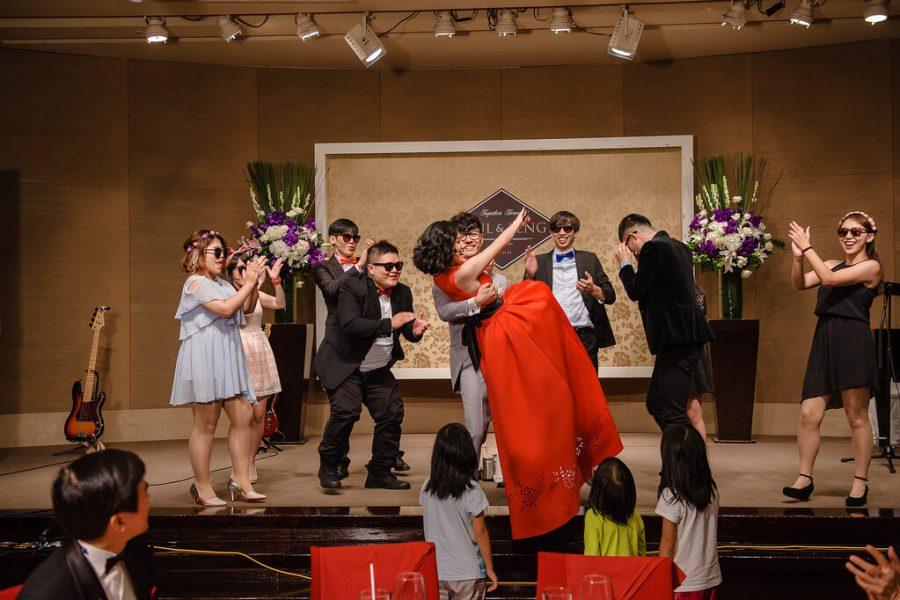 《婚攝Calvin》GiGi & Drummist / 台北國賓大飯店