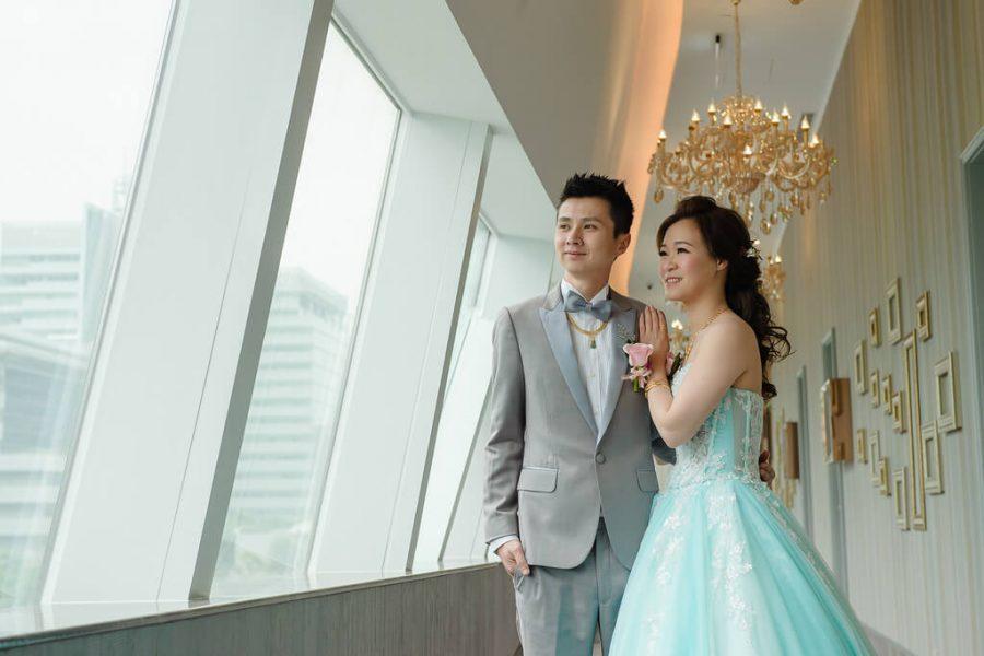 《婚攝Calvin》Gary & Alice / 南港雅悅會館