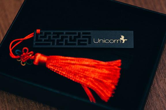 獨角獸婚攝團隊 - 2019 USB 交件隨身碟