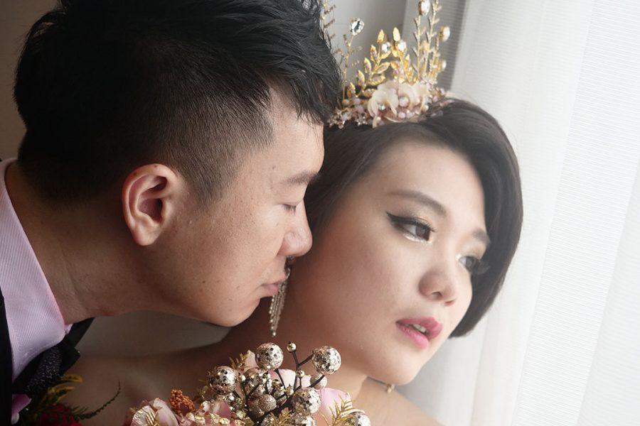 《婚錄Neo》承翰 & 婉柔 / 青青風車莊園