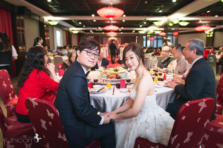 《婚攝一条》 志傑 & 侑潔 / 全家福客家菜館
