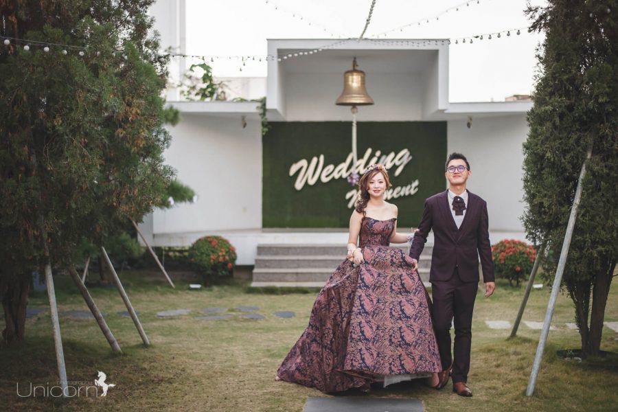 《婚攝一条》 彥碩 & 佳妤 / 全國麗園大飯店