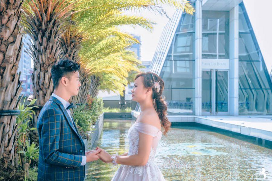 《婚攝章魚》泰源 & 偉玲 / 新竹芙洛麗大飯店
