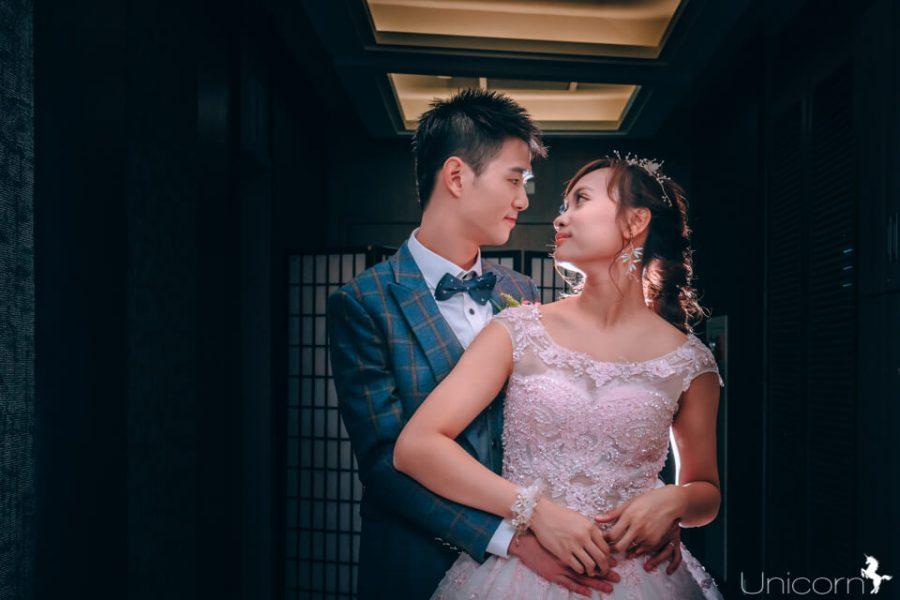 《婚攝》泰源 & 偉玲 / 台北徐州路2號庭園會館