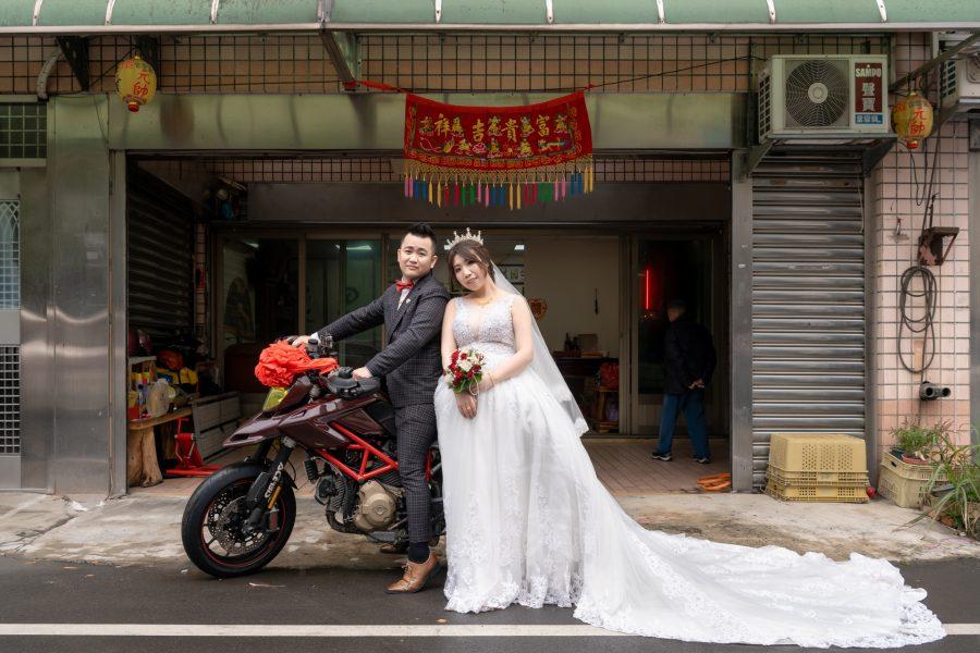 《婚攝加菲》宗翰 & 瑄柔 / 八德彭園婚宴會館