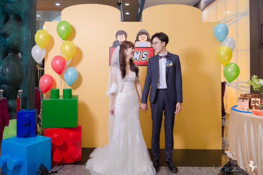 《婚攝加菲》昭人 & 欣穎 / 徐州路2號庭園會館