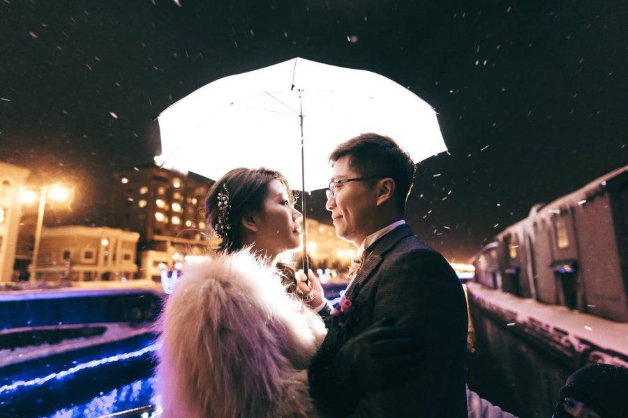 《海外婚紗》小布 & 小燕 / 北海道婚紗 Hokkaido