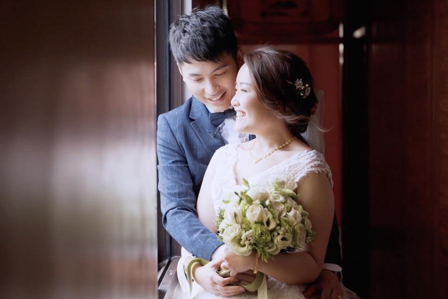 《婚錄Daniel》瀚祺 & 樺欣 / 彰化大中華國際美食館