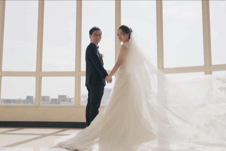 《婚錄Daniel》修豪 & 渝青 / 台南情定婚宴城堡