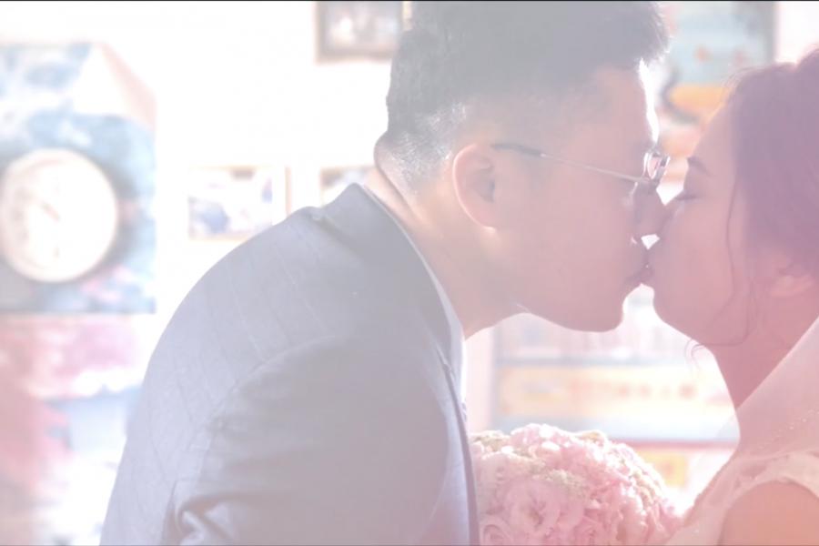 《婚錄Daniel》育家 & 文瑜 / 台南東東宴會式場 華平囍嫁館