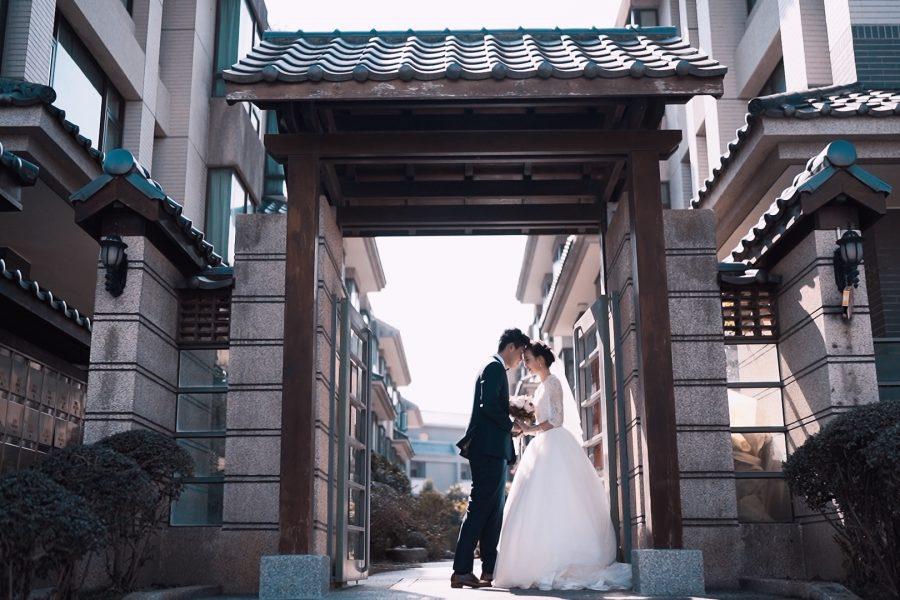 《婚錄Daniel》冠宇 & 芸甄 / 南投豪饕婚宴會館
