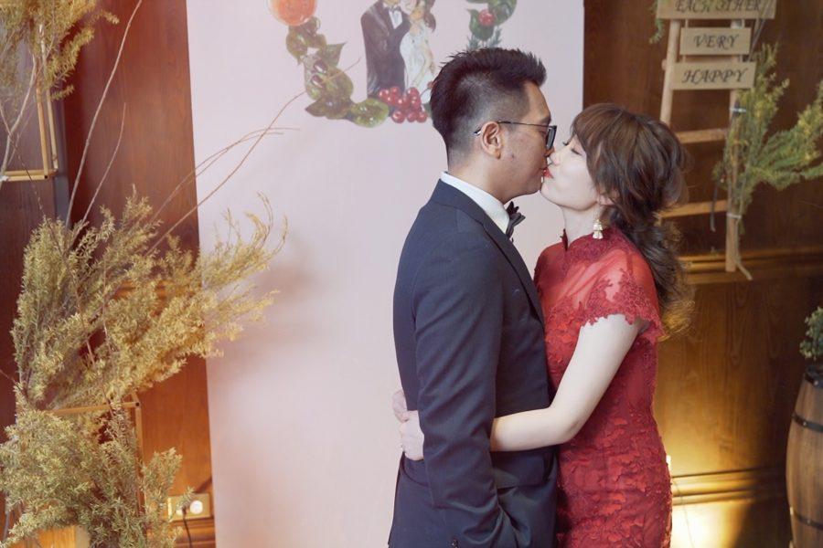 《婚錄Daniel》長洲 & 伶薇 / 高雄老新台菜十全店