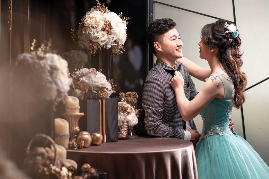 《婚攝加菲》偉綱 & 雅嵐 / 非常棧婚宴會館